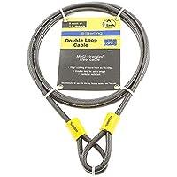 Sterling 825C Multi-Stranded Steel Cable, Black, 8mm x 2500mm