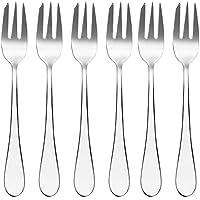 Viners - Juego de 6 tenedores para postre