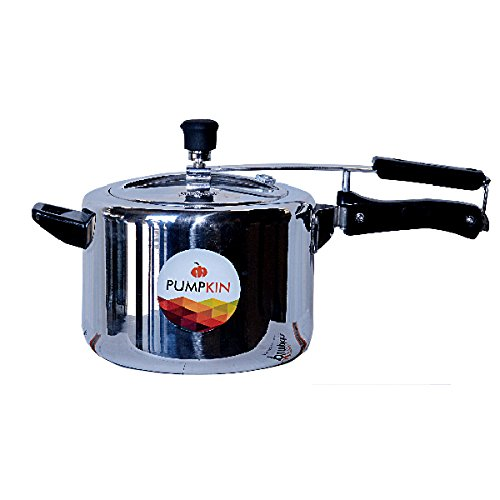 PUMPKIN PRESSURE COOKER WITH INDUCTION BASE (DELIGHT MODEL) 3 LTR  available at amazon for Rs.999