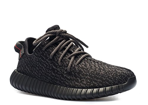 Adidas Mens Yeezy Boost 350 Pirate Black Running Sport Shoes For Mens  available at amazon for Rs.3999