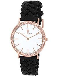 BLACK OAK Reloj con movimiento cuarzo japonés Woman BX61004-003 36 mm