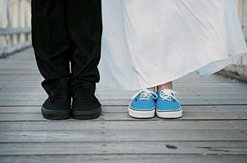 Vans VJK6NWD U LPE Sneaker, Unisex Adulto Black Black