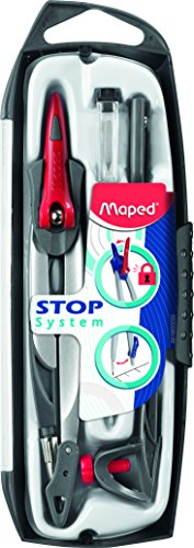 Maped Stop System Compass 5 Pcs Set,196101