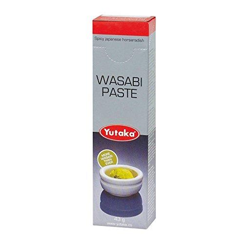 Yutaka Pâte De Wasabi (Paquet de 4)