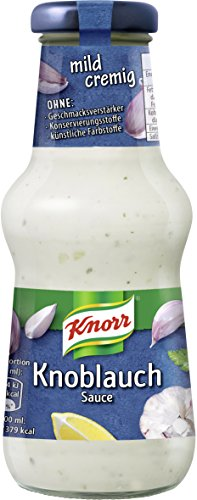 Knorr Knoblauch Sauce, 250 ml
