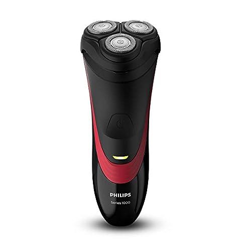 Philips S1310/04 Series 1000 Elektrischer Trockenrasierer plus