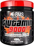 BMS Glutamin 9000 400g Dose Apfel-Orange