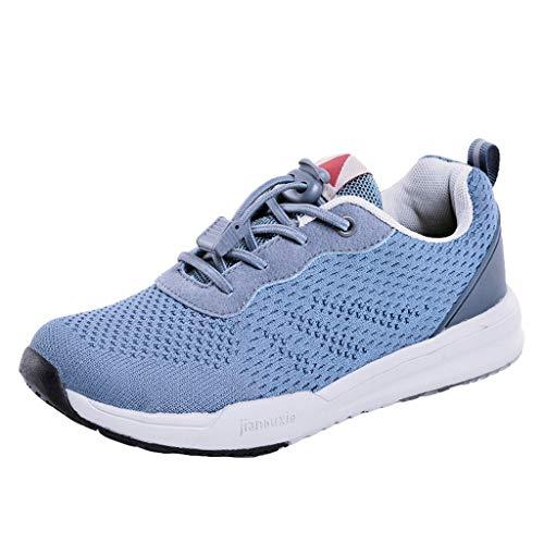 73df0278ec436 Felicove Herren Sportschuhe Laufschuhe Damen Turnschuhe Air Trainers  Running Fitness Atmungsaktiv Gym Sneakers