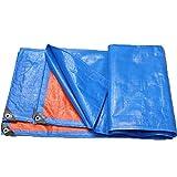 Gepolsterte wasserdichte regendichte Tuch Sonnencreme Baldachin Tuch Farbe Streifen Tuch LKW Plane Tuch Outdoor Sonnenschirm Plane Plane (160g / M2) (größe : 3m*4m)