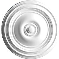 HOMESTAR Stuckrosette / Deckenrosette Carla, Durchmesser 37 cm, 25211