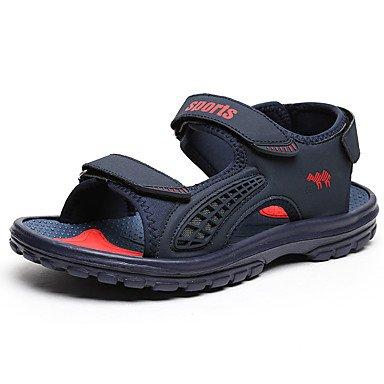 Herren Schuhe Casual Sandalen Blau/Grau Dark Blue