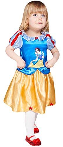 erdbeerloft - Mädchen Karneval Kostüm Schneewittchen , Mehrfarbig, Größe 80-86, 12-18 Monate (Snow White Prinz Kostüm)