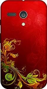 Upper Case Back Cover For Motorola Moto G