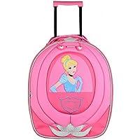 Disney By Samsonite Upright Princess Classic/Wonder Childrens Luggage, 45cm, 25/23.5L, Multicolour
