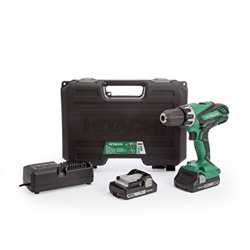 hitachi-dv18dgl-jm-18-v-cordless-li-ion-combi-drill-with-2-x-3-a-battery-green