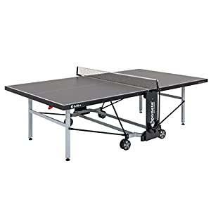Sponeta Outdoor-Tisch S5-70e einschl. Netz, St, grau