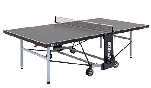 Preisvergleich Produktbild Sponeta Tischtennisplatte S 5-70 e grau Outdoor