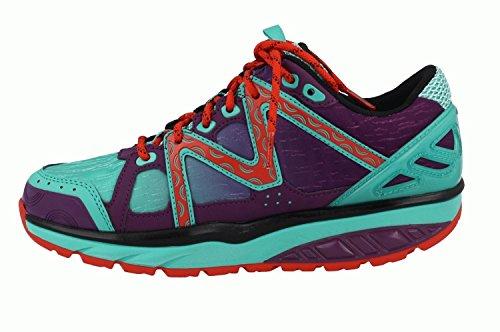 Mbt Hakika Gtx, Zapatos De Fitness Para Mujeres Varios Colores (violeta / Azul / Rojo (mid.pul / Trq.blu / Mbt Neo.r))