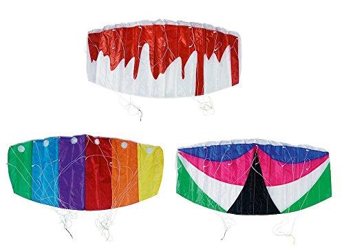 Schramm Onlinehandel Mattendrachen Lenk Drachen Lenkmatte Lenkdrachen Kite Dragonkites ca. 120x 55cm