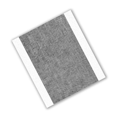 "TapeCase 427 Aluminium-Klebeband, Aluminium/Acryl-Klebeband, umgewandelt von 3M 427, 65-300 Grad F, 0,0046\"" Dicke, 5,1 cm lang, 1,9 cm breit, rechteckig, 100 Stück"