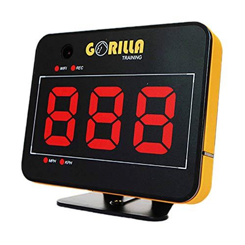 Gorilla Training Kids 'Speed Vision, schwarz/orange, mittel -