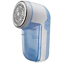 SUNMAY Removedor de la pelusa eléctrica - la batería funciona Tela máquina de afeitar - Ropa y suéter de la pelusa del tirador / pelusa y removedor de la pelusa