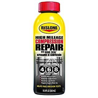 Rislone Druck Reparatur mit Ring Dichtung für Benzin/Diesel Fahrzeuge 500ml