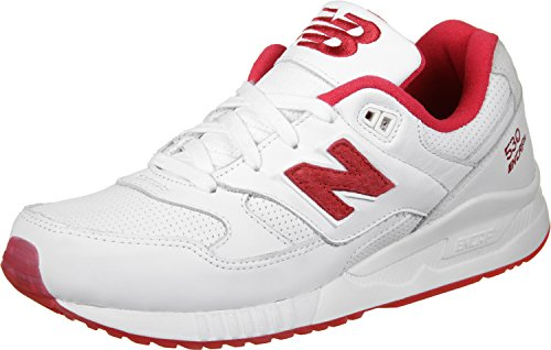 New Balance M530, ECA white-red ECA white-red