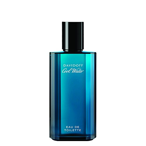 Davidoff cool water eau de toilette, uomo, 75 ml