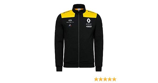 Renault F1 2019 Team Sweatshirt Schwarz S Bekleidung