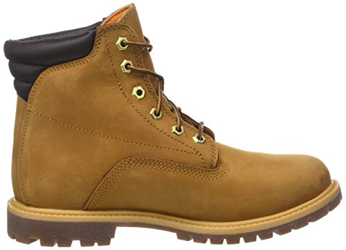 Timberland Women's Waterville 6 Inch Basic Waterproof Lace-up Boots 6