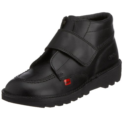 Kickers Junior Kick Kilo J Core Kids Unisex Boots Black,13 UK Child...