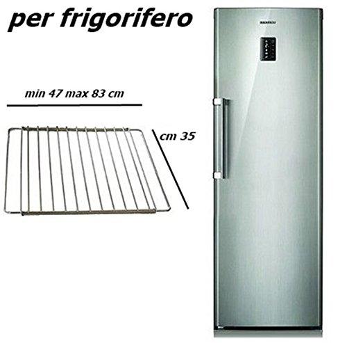 RIPIANO O GRIGLIA PER FORNO FRIGORIFERO UNIVERSALE REGOLABILE GRANDE