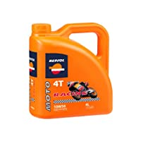 Huile Repsol Moto Racing 4T 10W50 4L pas cher
