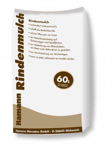 Rindenmulch 0--40mm 60 l Sack