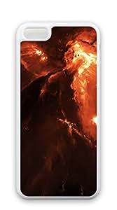 NBcase Jack O Lantern Nebula hard PC iphone 5c cases for women designer