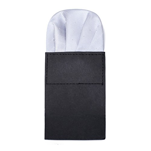 Zhuhaitf mode 3 Pieces Men's Polyester Business Party Wedding Casual Pocket Handkerchief Towel 1585-2