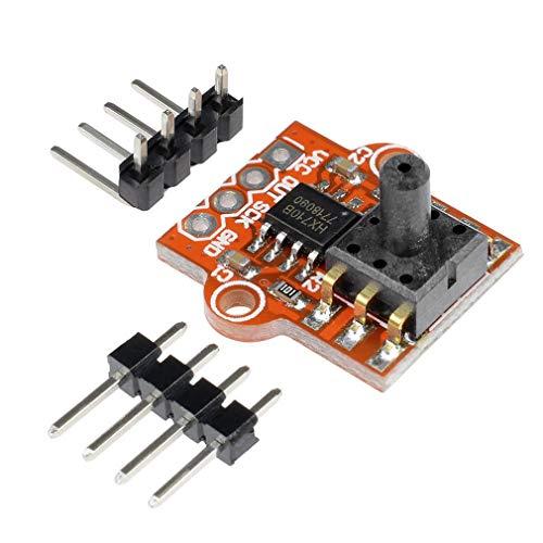 Lightleopard 3,3-5 V Digitaler Luftdrucksensor für Flüssigkeitswasserstand