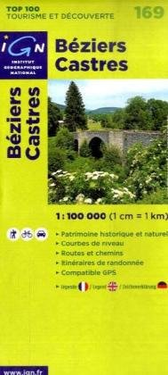 Beziers/Castres: IGN.V169