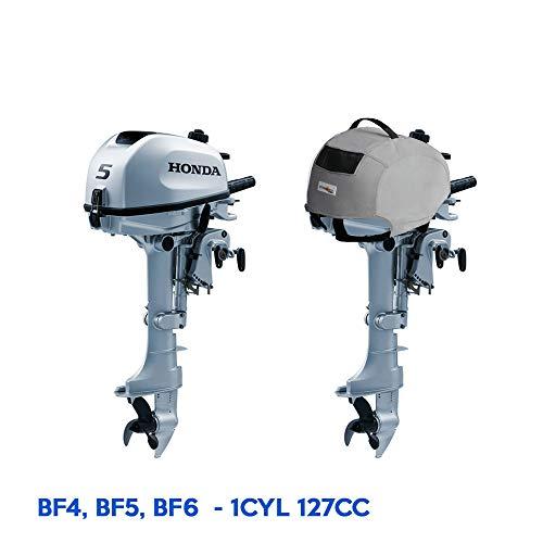 Honda Außenbordmotor Halbe Abdeckung BF2.3 to BF250 Oceansouth (1CYL 127CC BF4, BF5, BF6 (2016>)) (Aussenbordmotor Abdeckung)