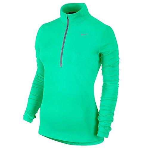 Nike Element Half Zip–Top à manches longues pour femme Green