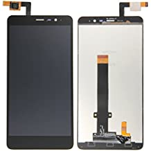 Piezas de repuesto de teléfonos móviles, iPartsBuy para Xiaomi redmi Nota 3 Pantalla LCD + pantalla táctil digitalizador Asamblea ( Color : Negro )