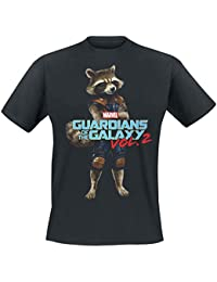 GUARDIANS OF THE GALAXY - Rocket Racoon T-Shirt (S)