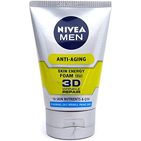 1x100g. Nivea Men Anti Aging Foam Skin Energy 10 in