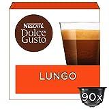 Nescafé Dolce Gusto Café Lungo koffie cups voordeelverpakking - 3 doosjes met 30 capsules
