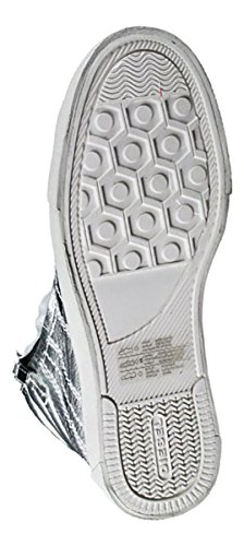 Argento Sneaker Diesel donna argento argento Z4Cxvw7q
