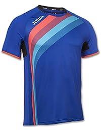 Joma - Camiseta elite v royal m/c para hombre