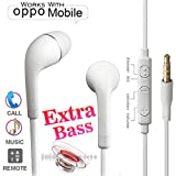Best Durable Earbuds - Nabster Oppo A37, Oppo A57, Oppo F3, Oppo Review