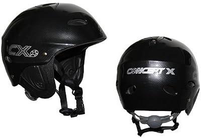 Concept X Pro - Casco para deportes acuáticos (carbono), color blanco o negro