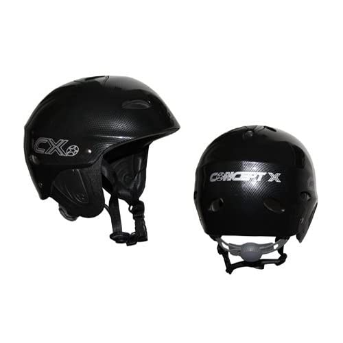 41nM0zBgkcL. SS500  - Concept X Kite + Surfing Helmet CX Pro Watersport Helmet - Available in Carbon, Black or White